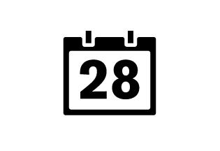28 day return