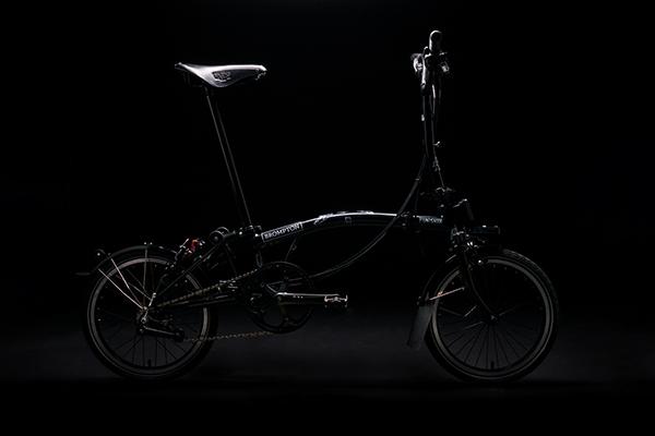 crew nation brompton bicycle