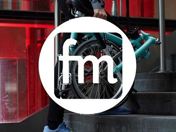 folding bike fm logo