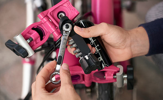 Brompton Parts and Accessories category